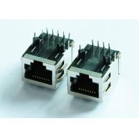 Wholesale ARJM11A1-805-JA-CW2 Single Port RJ45 Connector 2.5G Base-T Ethernet Application from china suppliers