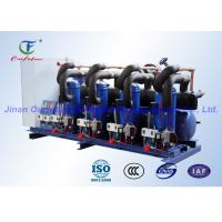 China Commercial Food Refrigeration R22 Condensing Units Danfoss Scroll Parallel on sale