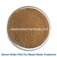 Brown Polyaluminum Chloride PAC For Waste Water Treatment