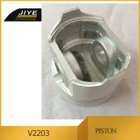 Wholesale Kubota Engine Cylinder Liner Kit V2203 Piston 16427-21110 from china suppliers