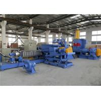 Wholesale EVA Foam Master Batch Single Screw Extruder Pvc Pelletizing Machine Low Energy Consumption from china suppliers