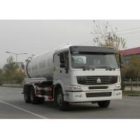 Wholesale Low Fuel Consumption Sewer Cleaning Equipment Vacuum Pump Truck 6X4 Euro2 336HP from china suppliers