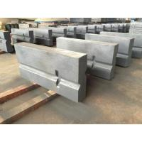 Quality Coal Gangue Impact Crusher Blow Bars Ceramics Metal Matrix Composites Material for sale