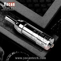 Wholesale Yocan original supplier dry herb cloutank vaporizer Yocan 94F with magnet filter dry herb exgo w3 from china suppliers