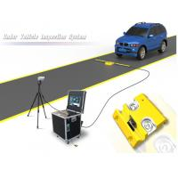 China Government agency Under Vehicle Surveillance System With Multiple scene image monitoring on sale