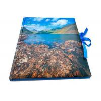 China Personalised Photo Album Print Photo Book / Photography Art Books Printing Service on sale