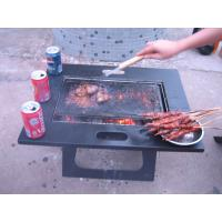 China Bar Portable charcoal BBQ Grill on sale