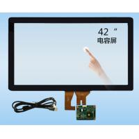 Buy cheap CTP G+FF 42 Inch Projected Capacitive Touch Screen Controller With SHARP IC from Wholesalers