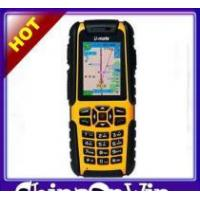 China Military Waterproof Compass GPS Mobile Phone on sale