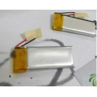 3.7v 302030 130 mAh Pouch Li-Polymer rechargeable batteries CLCELL