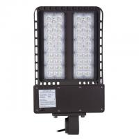 Wholesale Shoebox Exterior Parking Lot Lighting150w UL DLC AC 200-480V Lumileds Light Source from china suppliers