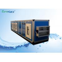 Wholesale Hydronic Commercial Air Handling Unit With Electric Damper , Access Door from china suppliers