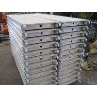 Scaffolding / Scaffold Galvanized Aluminum Scaffold Plank With Hook