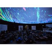 Buy cheap Custom Inflatable Projection Dome Tent Portable Planetarium Dome for Digital Projection from wholesalers