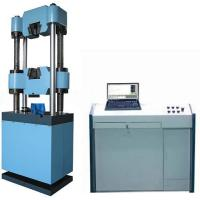 Wholesale 1000 KN Tensile Strength Testing Machine Electro Hydraulic Servo For Metals from china suppliers