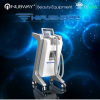 Wholesale High intensity  cavitation weight loss/ HIF slimming device with ultrasonic therapy from china suppliers