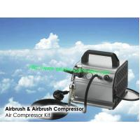 Wholesale Popuar Airbrush Paint Tool auto stop airbrush compressor vacuum Pump beauty airbrush tool from china suppliers