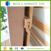 Wholesale Outdoor wood plastic composite wpc wall panel wpc exterior wall cladding from china suppliers