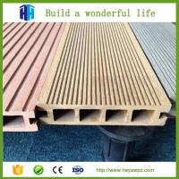 Wholesale HEYA exterior wood plastic composite wpc wall cladding outdoor south africa from china suppliers
