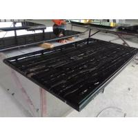 Wholesale Silver Portoro Silver Dragon Black Marble Slab Countertop For Marble Kitchen Sink from china suppliers