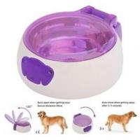 Sensor pet feeder/ auto open and close pet bowl for cats and dogs/ pet food water