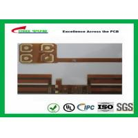 Flexible Circuit Boards Single Sided with Polyimide and Immersion Gold