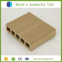 Wholesale HEYA wpc outdoor products wood plastic composite sheet price list from china suppliers