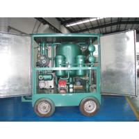 Wholesale ZJA-Series Transformer Oil Dispoal Machine from china suppliers