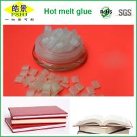 Quality Hot Melt Adhesive Glue For Perfect Binding , EVA Hot Melt Glue Book Binding Adhesive for sale