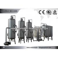 Wholesale Drinking Water Treatment Systems With Ozone Sterilizer , Active Carbon Filter from china suppliers