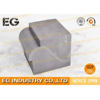 Fine Grain Custom Graphite Ingot Molds , Grinding Wheel Metal Casting Molds