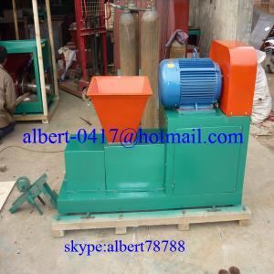 China Sawdust briquette charcoal making machine on sale