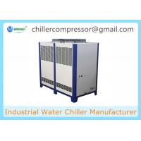Wholesale 10hp Industrial Air Cooled Water Chiller, 10 tons Industrial Water Chiller from china suppliers