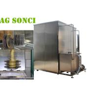 Wholesale Large Saw Blade Industrial Ultrasonic Cleaning Machine 540L Continuous Operation from china suppliers