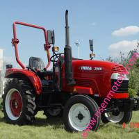Wholesale 35hp JINMA wheel tractor JM354E agricultural 2/4wd farm tractor diesel eec from china suppliers