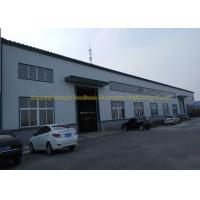 Wholesale Prefabricated Flat Roof Steel Workshop Buildings Environment Protection from china suppliers