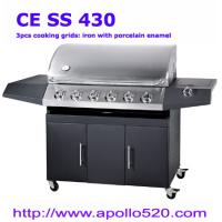 Wholesale Outdoor BBQ Gas Grill from china suppliers