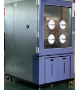 15°C / Min Environmental Testing Equipment Energy - Efficient 150L Large Inner Glass Door