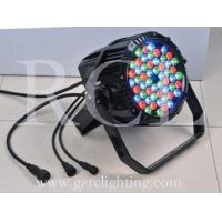 Wholesale 54x3W RGB LED Par Cans Show Lighting Ri-Color Outdoor Stage Lighting IP65 LED Par Light from china suppliers