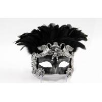 Wholesale Costume Feather Masquerade Mask from china suppliers