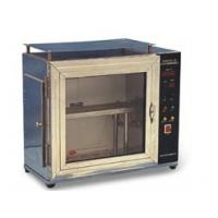 Wholesale Horizontal Flame Test Equipment , Textile Flammability Testing Combustion Properties from china suppliers