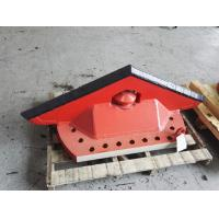 China TBM Machine Parts Central Scraper Heat Treatmen Apply In Geological Conditions on sale
