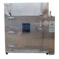 Buy cheap Digital Stainless Steel Walk In Salt Spray Corrosion Test Equipment With View Window from wholesalers