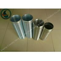 Wholesale Long Lifetime Oil Well Screen , Wire Wrapped Pipe For Waste Water Treatment from china suppliers