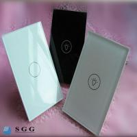 Wholesale Excellence quality tempered switch panel glass from china suppliers