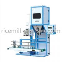China DCS-100A Bigger Grain Packing Machine For Large Beans / Corn / Peanut on sale
