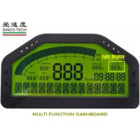 Buy cheap Bluetooth Combined Car Digital Voltmeter 6.5 Inch Data Accuracy CE Approved from wholesalers
