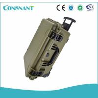 Buy cheap 50/60Hz Portable AC DC Power Supply Pure Sine Wave Solar Inverter Luggage Bag from wholesalers