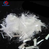 Wholesale Good Dispersion High Toughness High Strength Monofilament 12mm Polypropylene Fiber Price from china suppliers