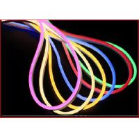 Buy cheap Decoration PVC AC220V smd2835 LED neon strip light waterproof from wholesalers
